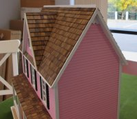 "1/2"" Scale Farmhouse"